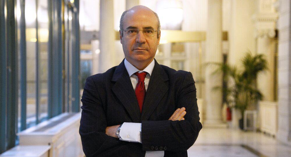 Inwestor William Browder