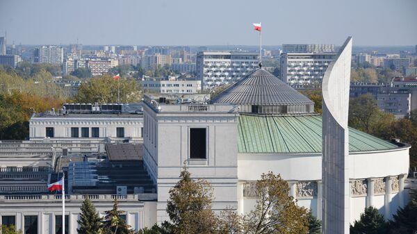 Sejm RP w Warszawie - Sputnik Polska