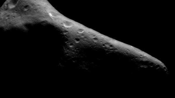 Zdjęcie asteroidy Eros - Sputnik Polska