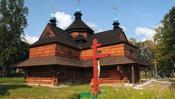 Церковь Благовещения Пресвятой Богородицы, Коломыя - Sputnik Polska
