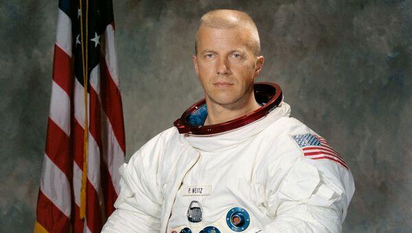 Amerykański astronauta Paul Weitz - Sputnik Polska