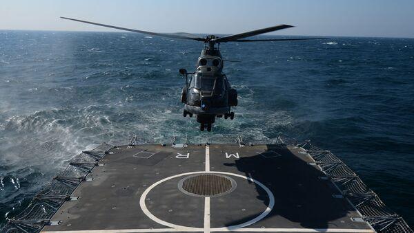 Ćwiczenia NATO na Morzu Czarnym - Sputnik Polska