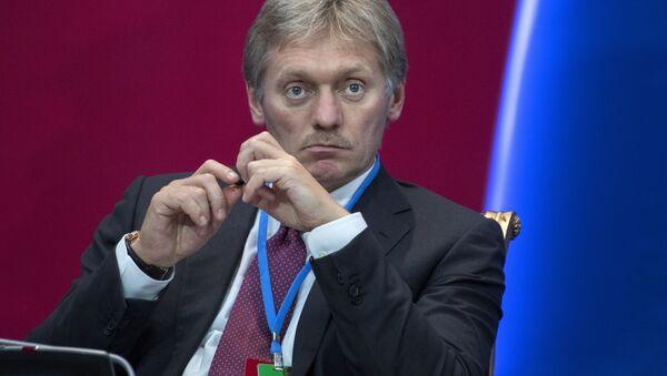 Rzecznik prasowy prezydenta Rosji Dmitrij Pieskow - Sputnik Polska