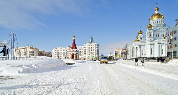 Zimowy Sarańsk