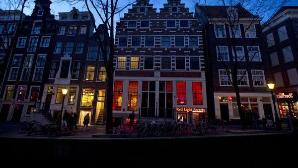 Muzeum Red light secrets w Amsterdamie - Sputnik Polska