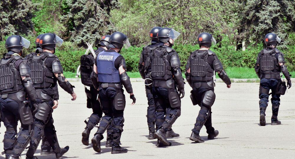 Police in Odessa. (File)