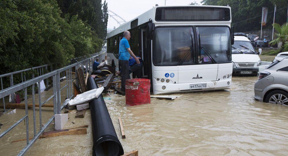 Potop w Soczi
