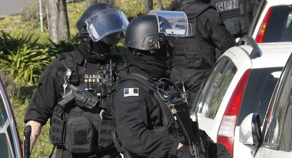 Jednostka specjalna francuskiej policji