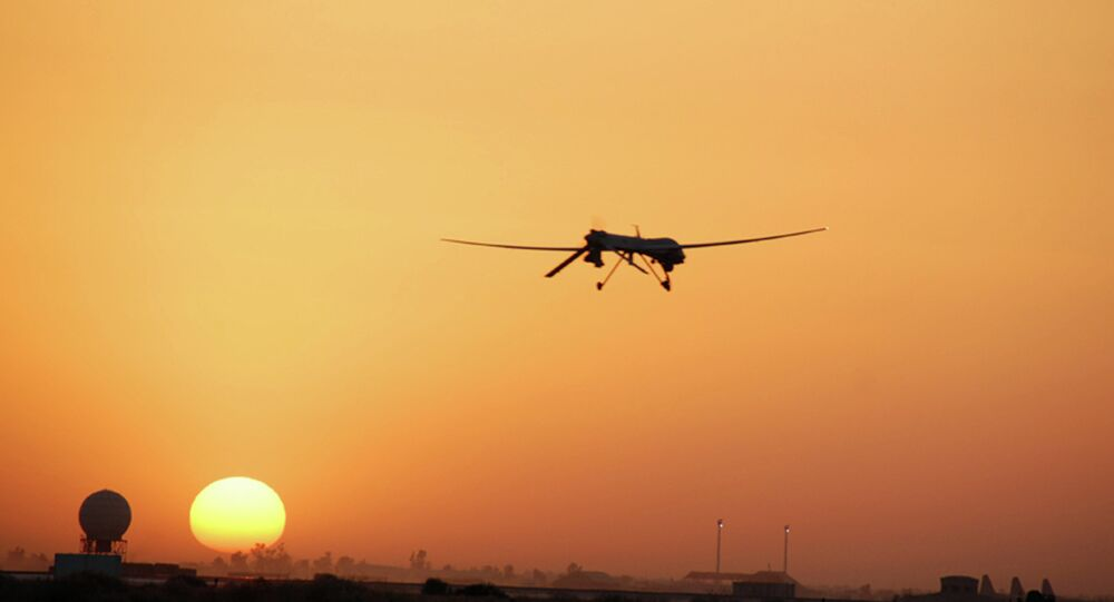 Dron MQ-1 Predator