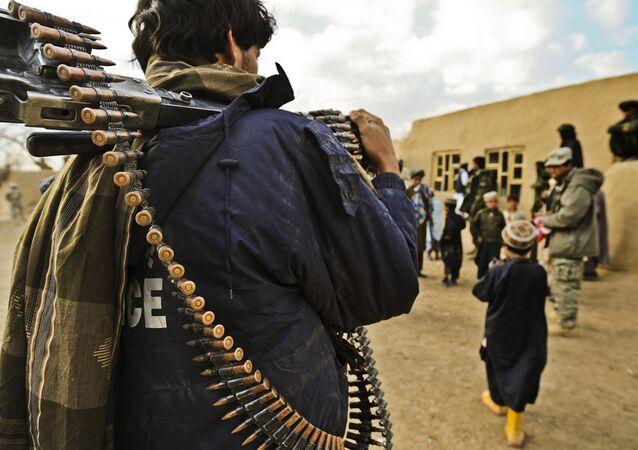 Afgańska policja