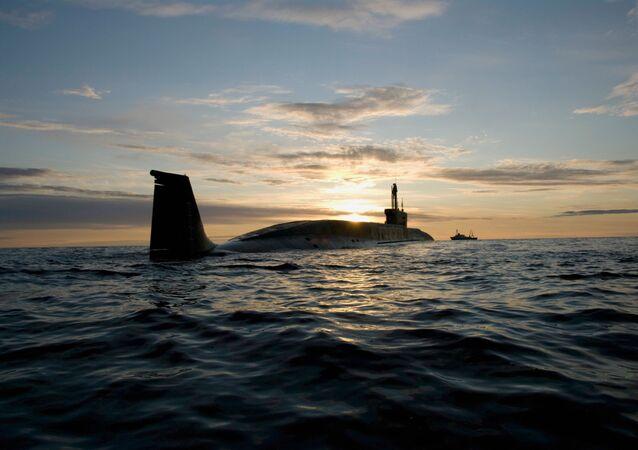 """Okręt podwodny projektu 955 """"Borei"""""""