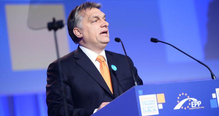 Premier Węgier Viktor Orbán