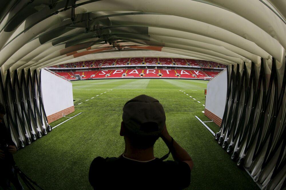 Stadion Spartak w Moskwie