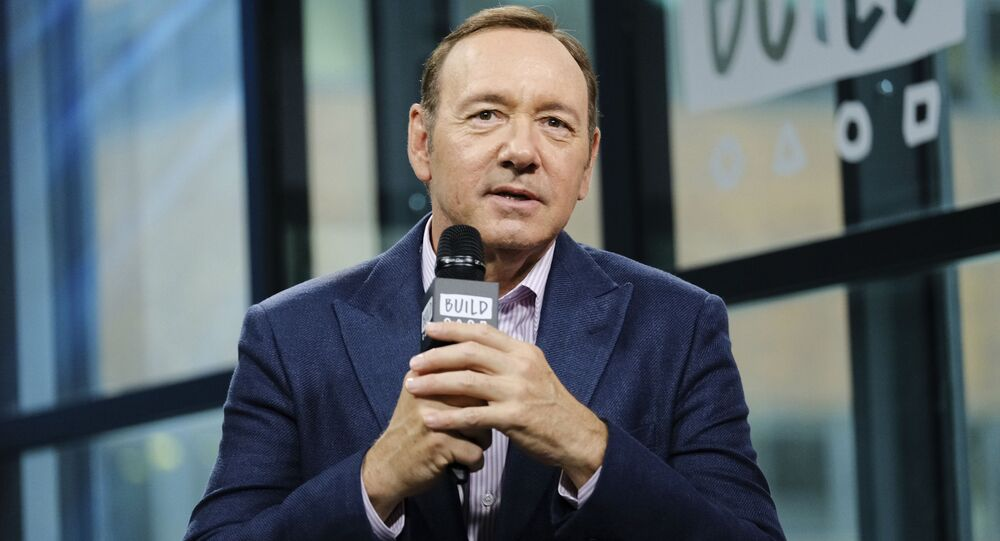Aktor Kevin Spacey