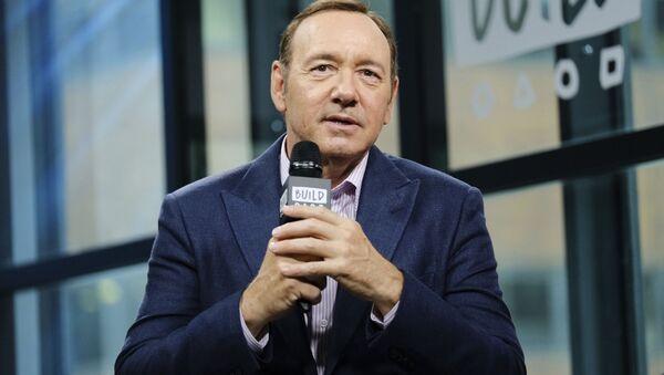 Aktor Kevin Spacey - Sputnik Polska