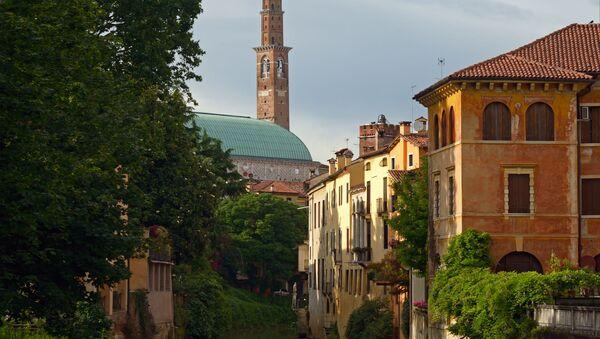 Miasto Vicenza we Włoszech - Sputnik Polska