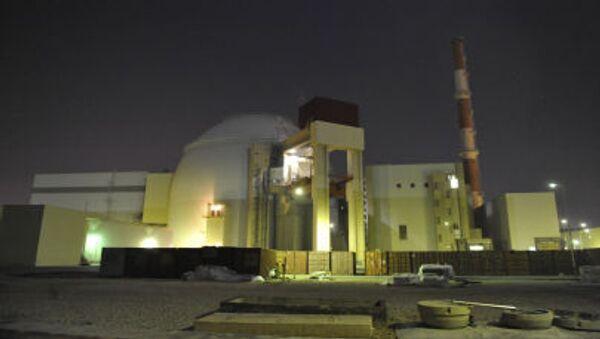 Reaktor irańskiej elektrowni atomowej Buszer w Iranie - Sputnik Polska