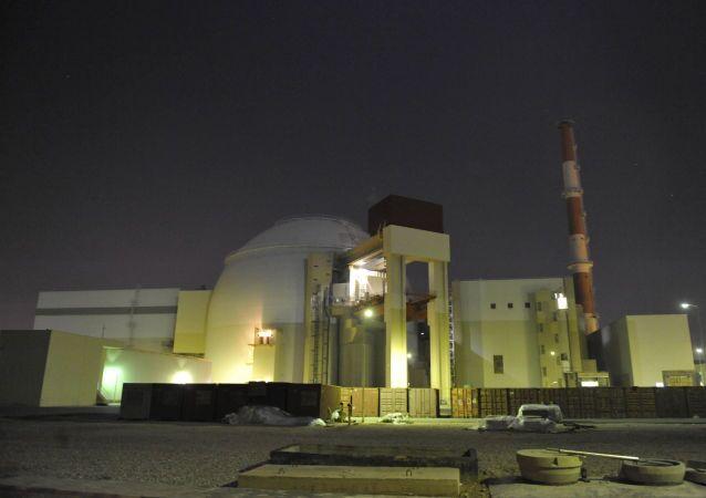 Reaktor irańskiej elektrowni atomowej Buszer w Iranie