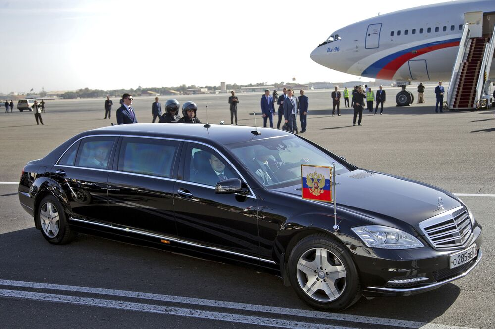 Wizyta Władimira Putina w Iranie
