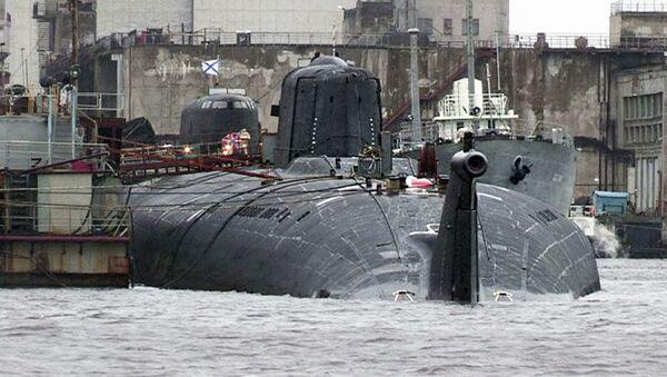 "Okręt podwodny K-266 ""Orzeł"" - Sputnik Polska"