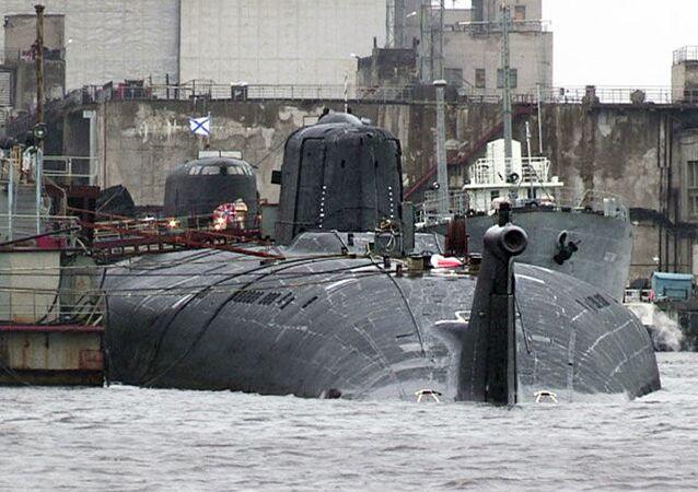 "Okręt podwodny K-266 ""Orzeł"""