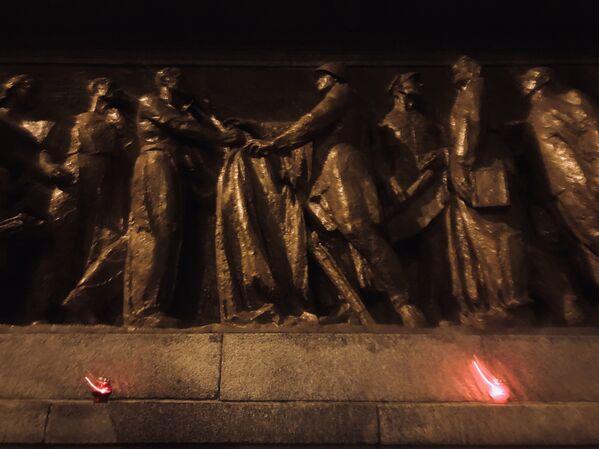 Cmentarz Mauzoleum Żołnierzy Radzieckich - Sputnik Polska
