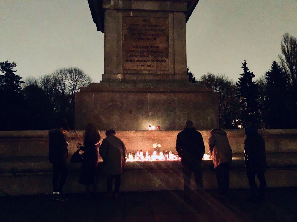 Cmentarz Mauzoleum Żołnierzy Radzieckich