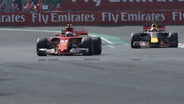 Wyścigi Formuły-1 - Sputnik Polska
