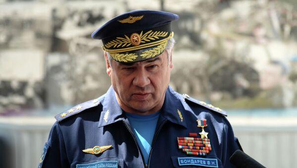 Wiktor Bondariew - Sputnik Polska
