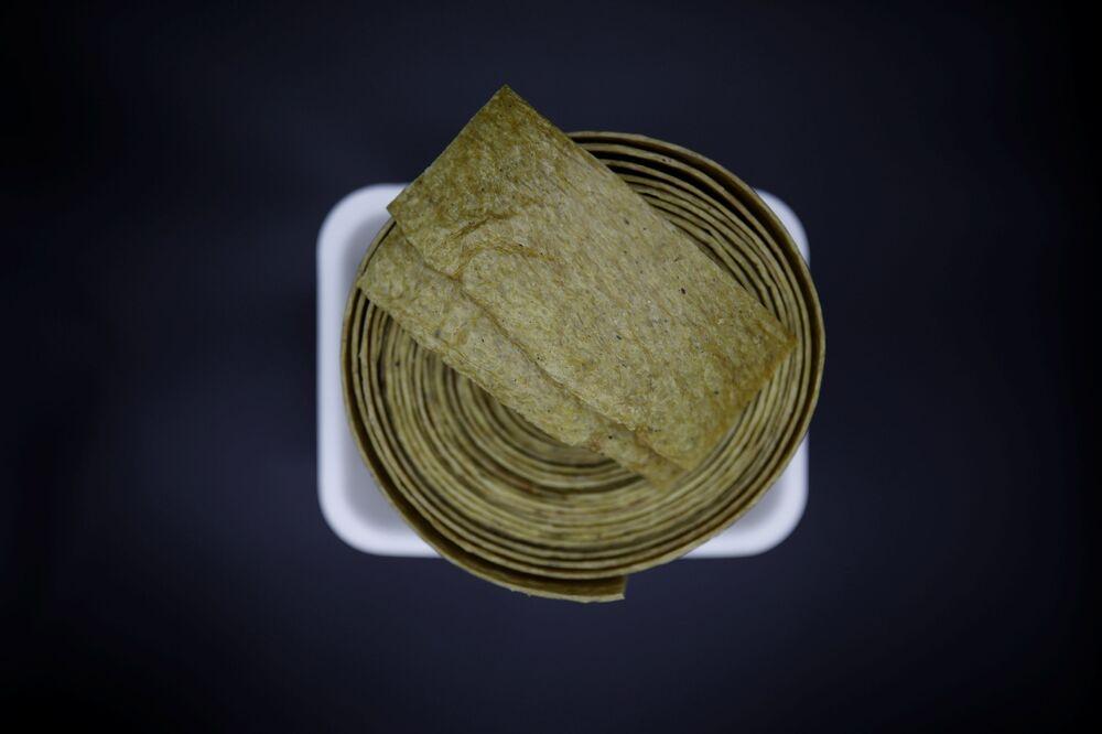 Północnokoreańskie danie o nazwie injogogi.