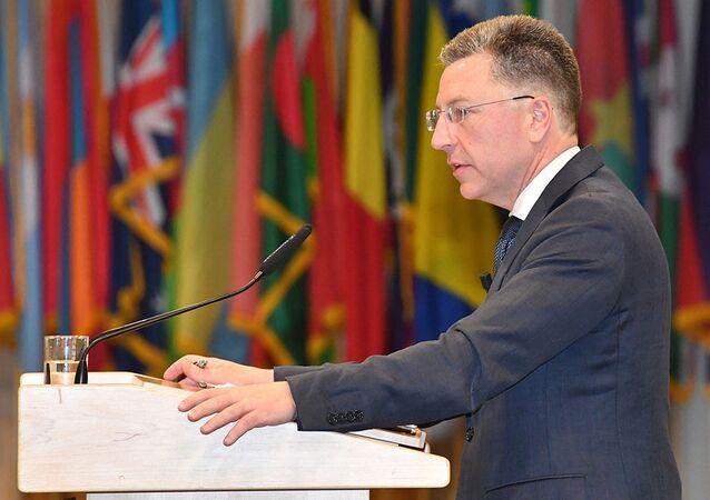 Specjalny przedstawiciel Stanów Zjednoczonych do spraw Ukrainy Kurt Volker