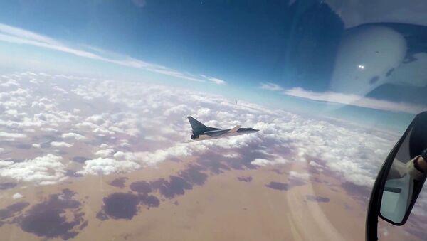 Dajr az-Zaur: Rosyjskie Tu-22M3 zbombardowały terrorystów - Sputnik Polska