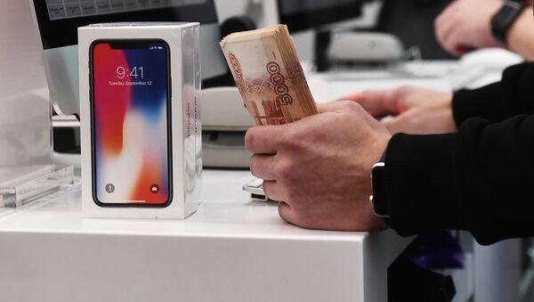 iPhone X - Sputnik Polska