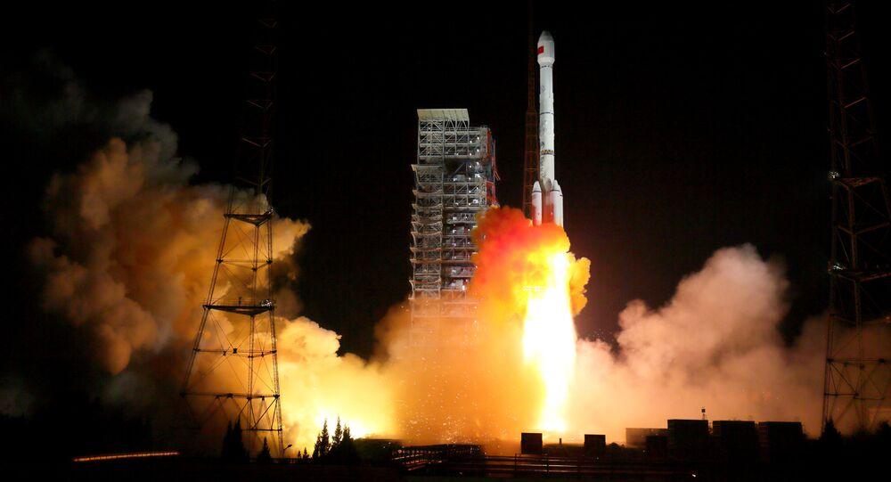 Uruchomienie pierwszych satelitów narodowego systemu nawigacyjnego BeiDou-3 w Chinach