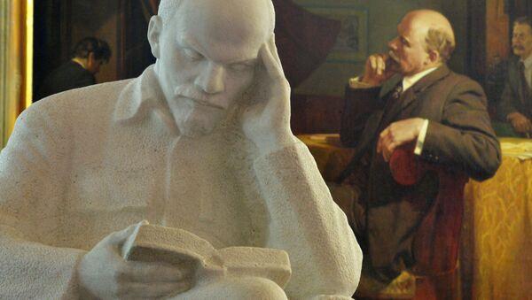 Kompleks poświęcony Władimirowi Leninowi w Uljanowsku - Sputnik Polska