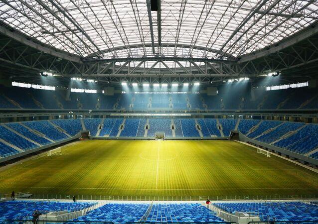 Zenit Arena, Sankt Petersburg