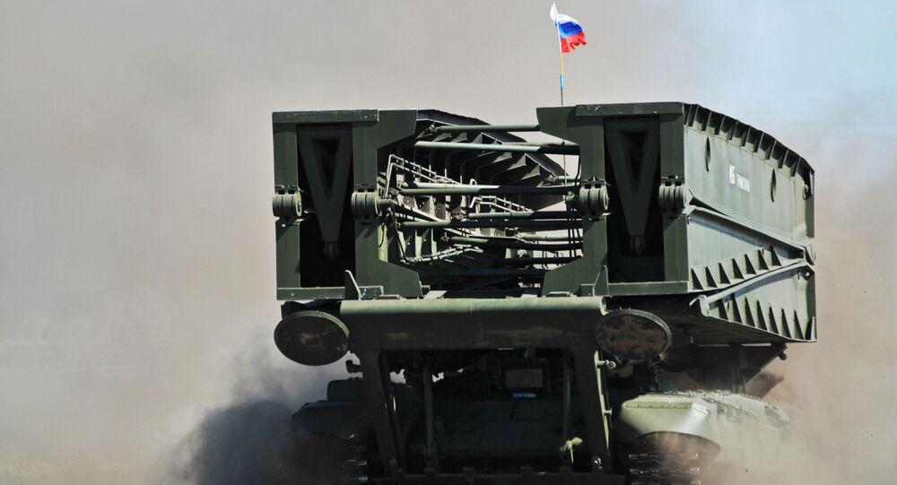 Czołg mostowy MTU-90