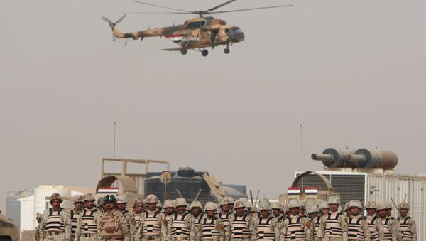 Mi-17 w Iraku - Sputnik Polska