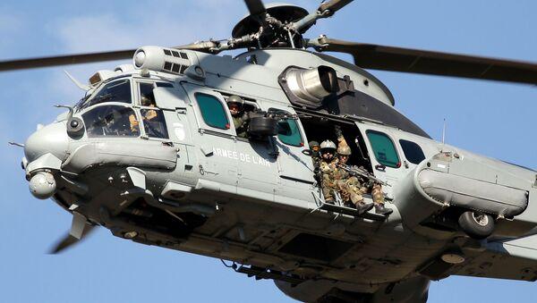 Helikopter Caracal - Sputnik Polska