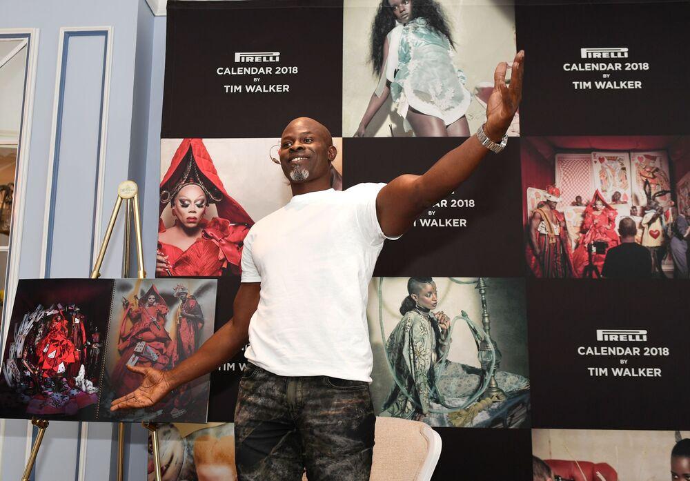Djimon Gaston Hounsou