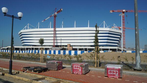 Stadion w Kaliningradzie - Sputnik Polska