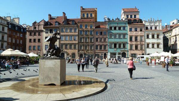 Stare Miasto w Warszawie - Sputnik Polska