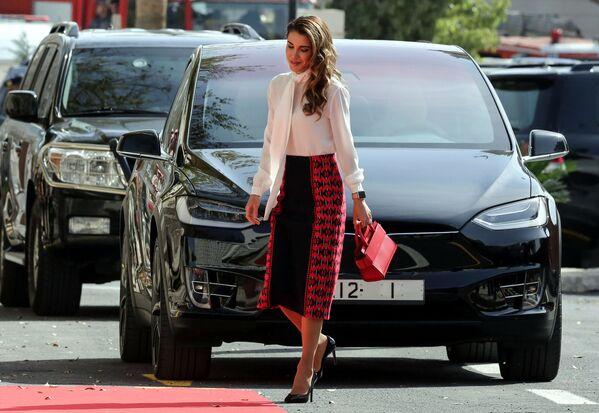 Rania al-Abd Allah – królowa Jordanii - Sputnik Polska