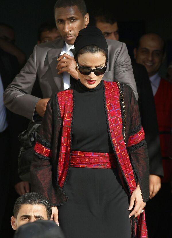Pierwsza dama Kataru - Sheikha Mozah bint Nasser Al Missned - Sputnik Polska