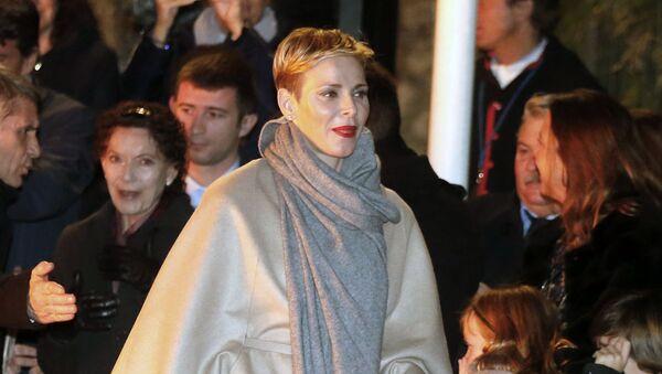 Charlene, księżna Monako - Sputnik Polska