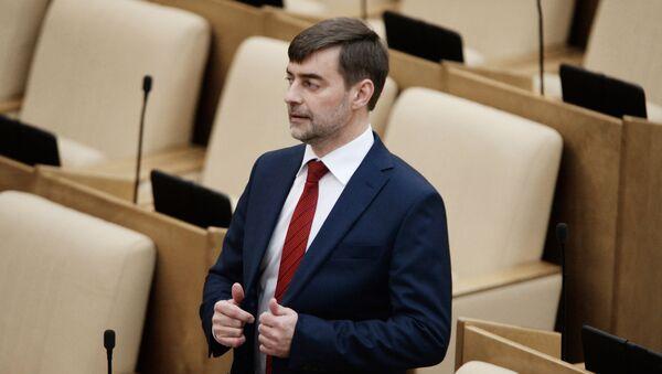 Wiceprzewodniczący Dumy Państwowej Siergiej Żelezniak - Sputnik Polska
