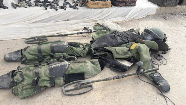 Broń Daesh - Sputnik Polska