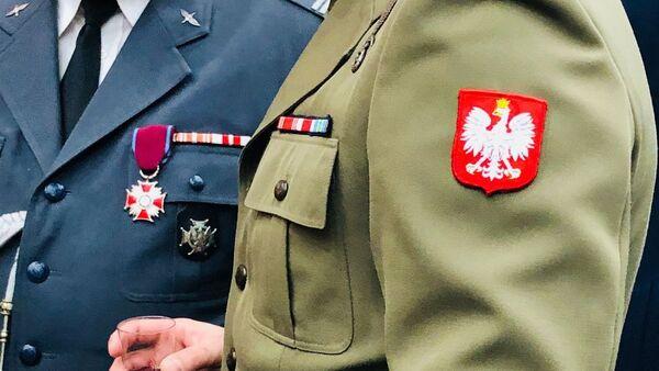 Uroczystości z okazji Narodowego Święta Niepodległości 11 Listopada w gmachu Muzeum Aleksandra Puszkina w Moskwie - Sputnik Polska