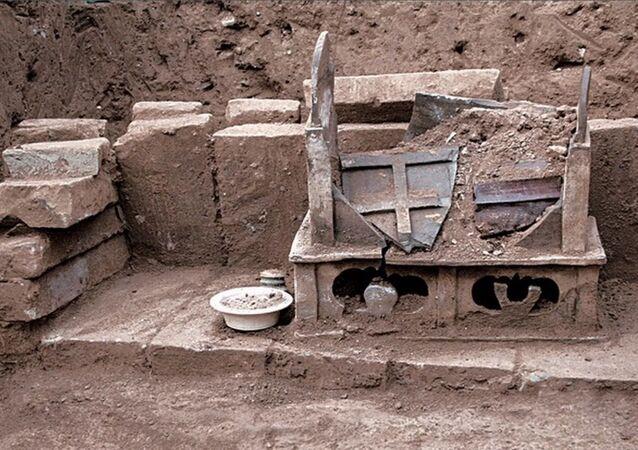 Skremowane szczątki być może należące do Buddy