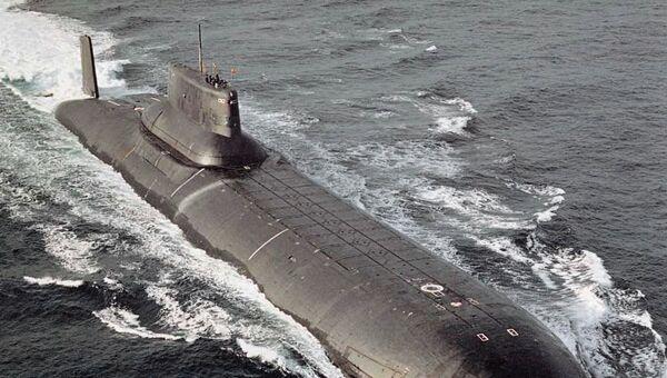 "Krążownik podwodny projektu 941 ""Akuła"" - Sputnik Polska"